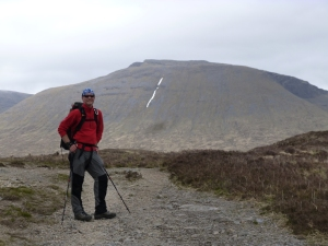 Final ascent before Bridge of Orchy