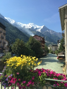 Chamonix - What's not to love?