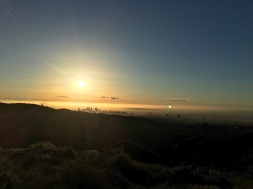 Sunshine over LA